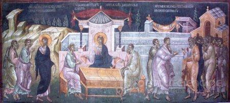 Роздуми над Євангелієм Лк. 24:12-35