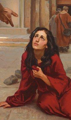 «І Я не осуджую тебе; іди і більше не гріши» - духовні вправи з сестрою Павлою Бобер