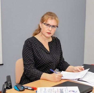 Ірина Ільїнова